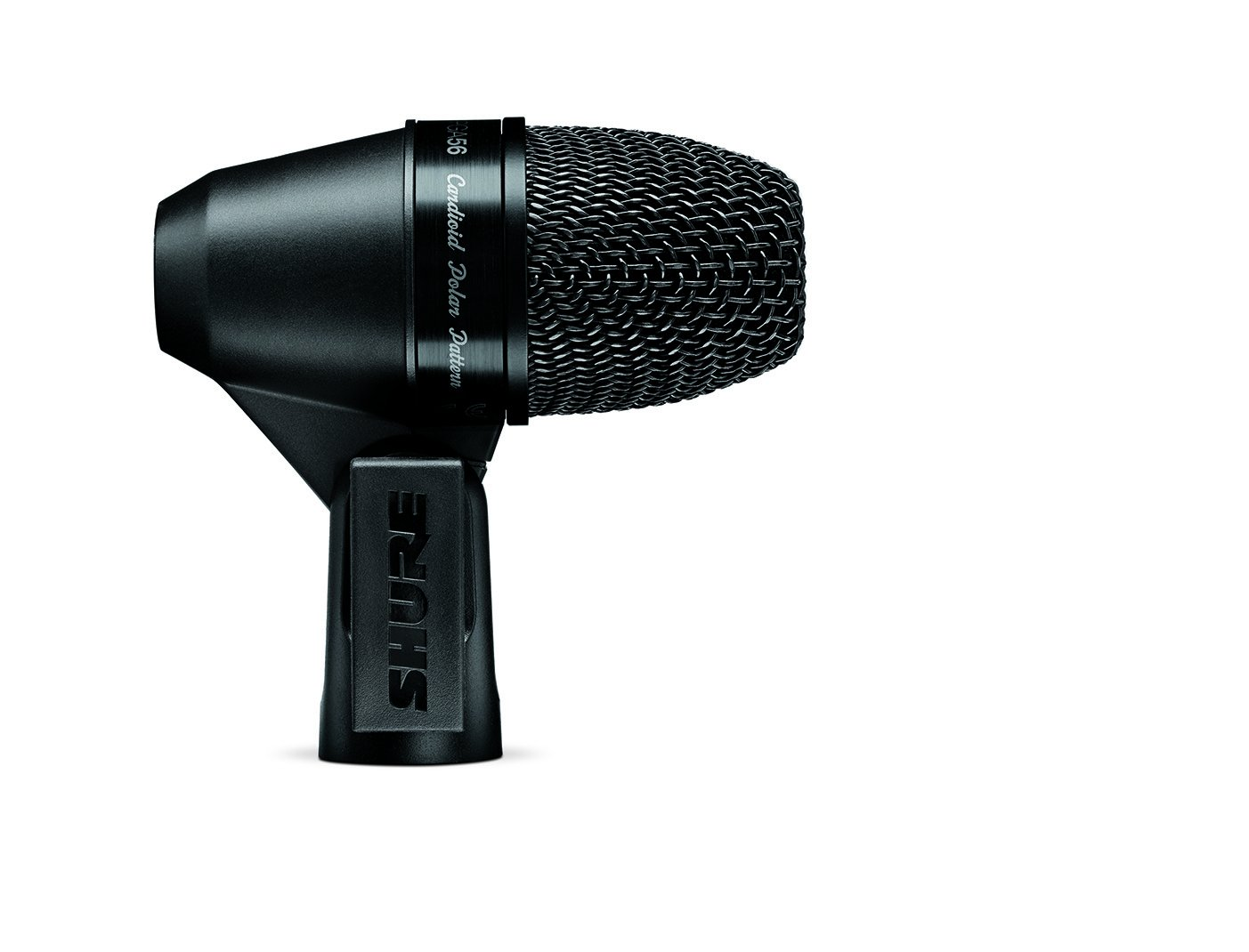 Shure PGA56-LC Cardioid Swivel-Mount Dynamic Snare/Tom Microphone with AP56DM Drum Mount, No Cable Shure Incorporated