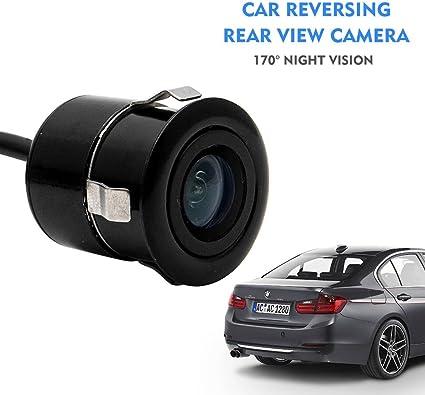 DC 12V HD Car Auto Rear View Backup Reverse Camera Cam Waterproof
