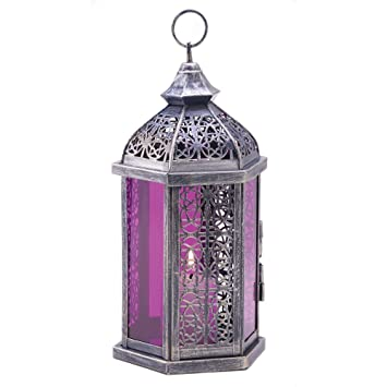 Lanterne Marocaine Lampe Exterieur Decoratif Grande Bougie Lanterne