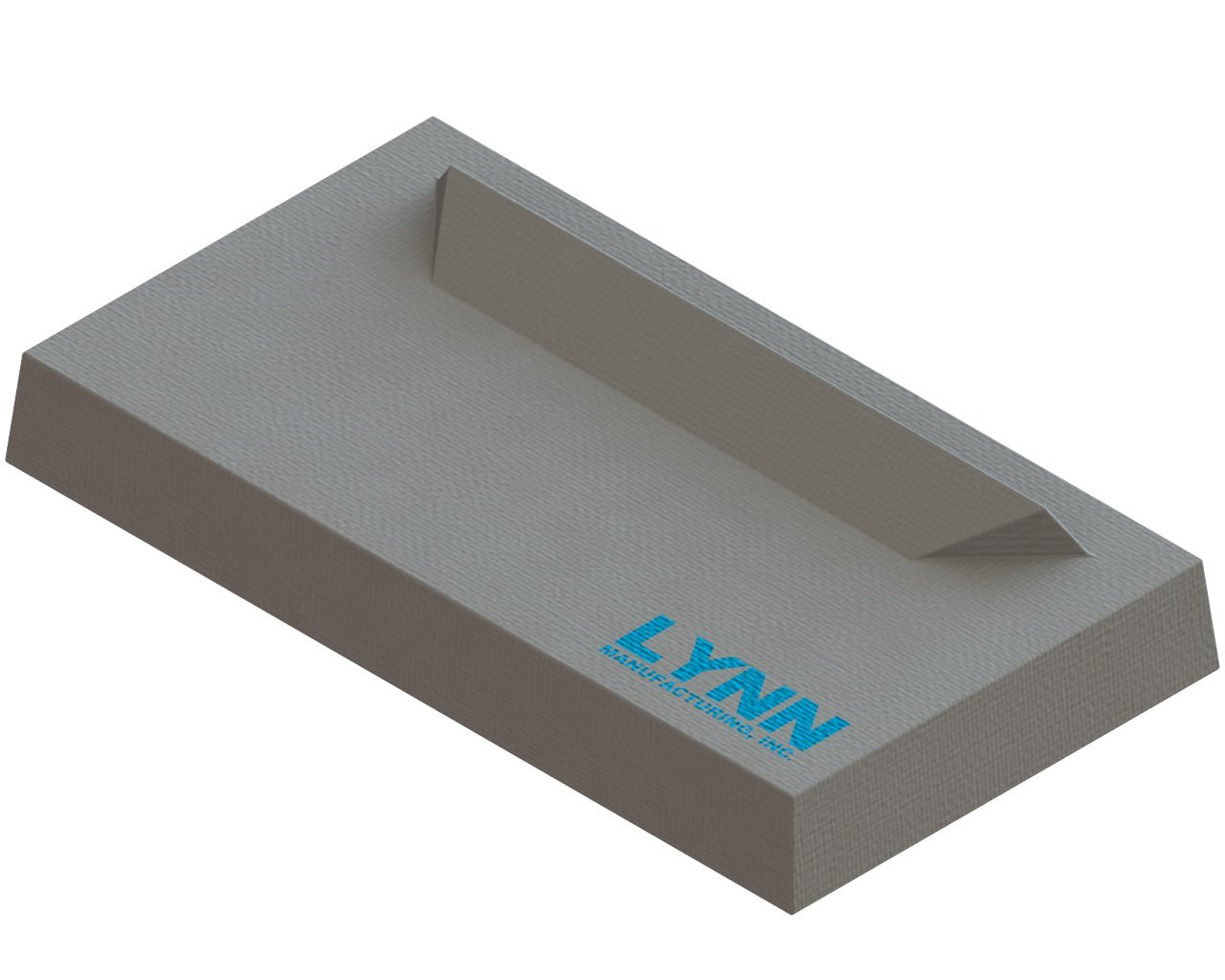 Lynn Manufacturing Replacement Napoleon Baffle Board - 1400 Series & S4 W018-0078, Single Piece