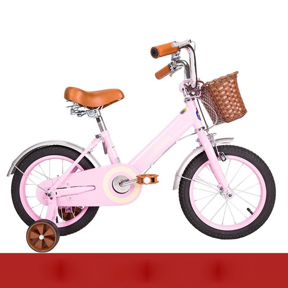 ZHIRONG 子供用自転車 トレーニングホイール付きの少年の自転車と少女の自転車 12インチ、14インチ、16インチ、18インチ 子供用ギフト ( 色 : B , サイズ さいず : 12 inch ) B07CRJGQX3 12 inch|B B 12 inch