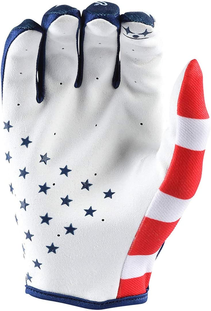 Troy Lee Designs 2019 TLD Air Gloves Americana Navy//Red