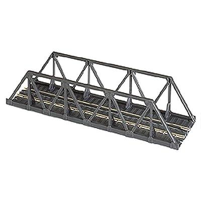 Code 100 Nickel Silver Warren Truss Bridge Kit HO Scale Atlas Trains: Toys & Games