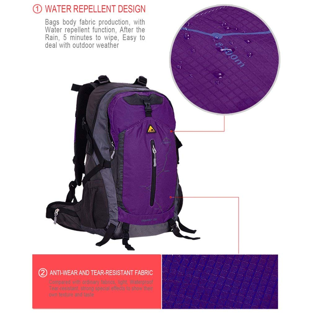 YTYC Lighten Burden Breathable Mountaineering Backpack Sport Leisure Travelling Bag