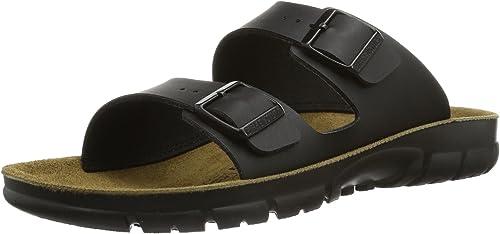 Birkenstock Bilbao Blue Synthetic Sandals Regular Width