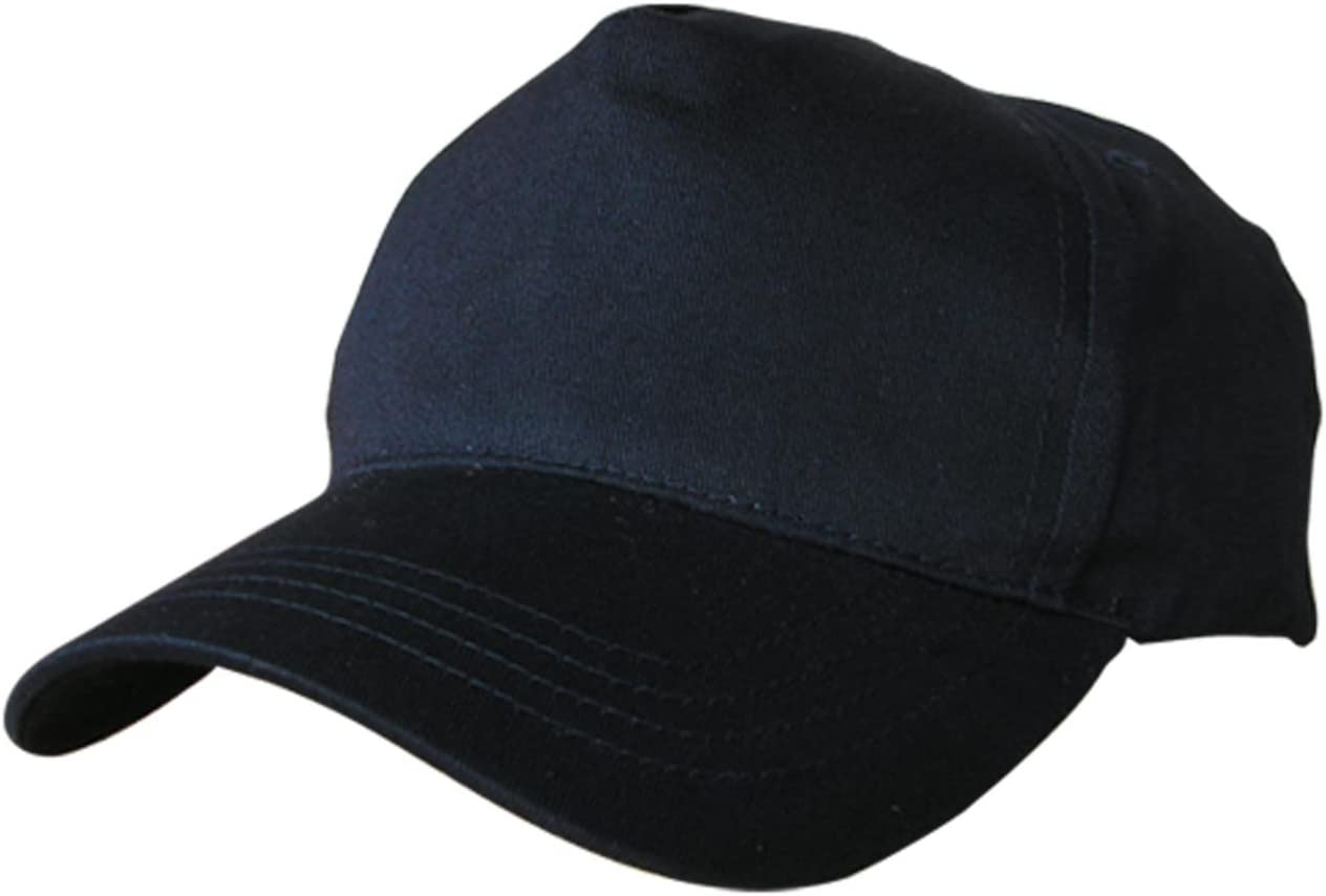Benisport Gorra 5 Paneles Marino - Regulable: Amazon.es: Jardín
