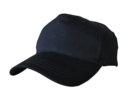 Benisport Gorra 5 Paneles Marino - Regulable