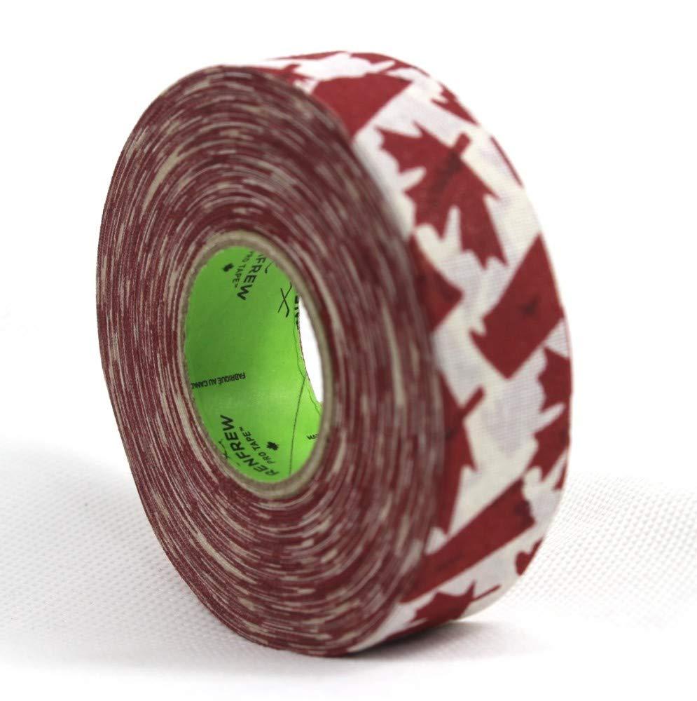 Renfrew Schlägertape Patterned Pro Cloth Hockey Tape 24mmx25m