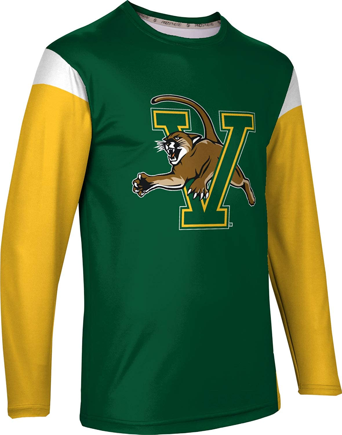 ProSphere University of Vermont Mens Long Sleeve Tee Tailgate