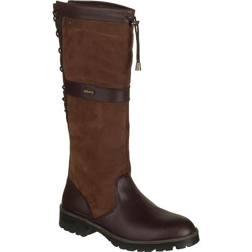 Dubarry Glanmire, Dry Fast Dry Soft Leder, Walnut 3944 52