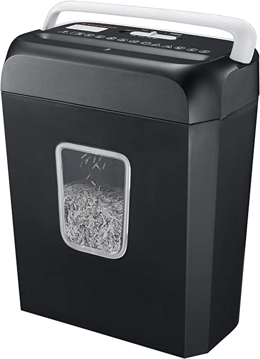 Top 10 Paper Shredder Black And Decker