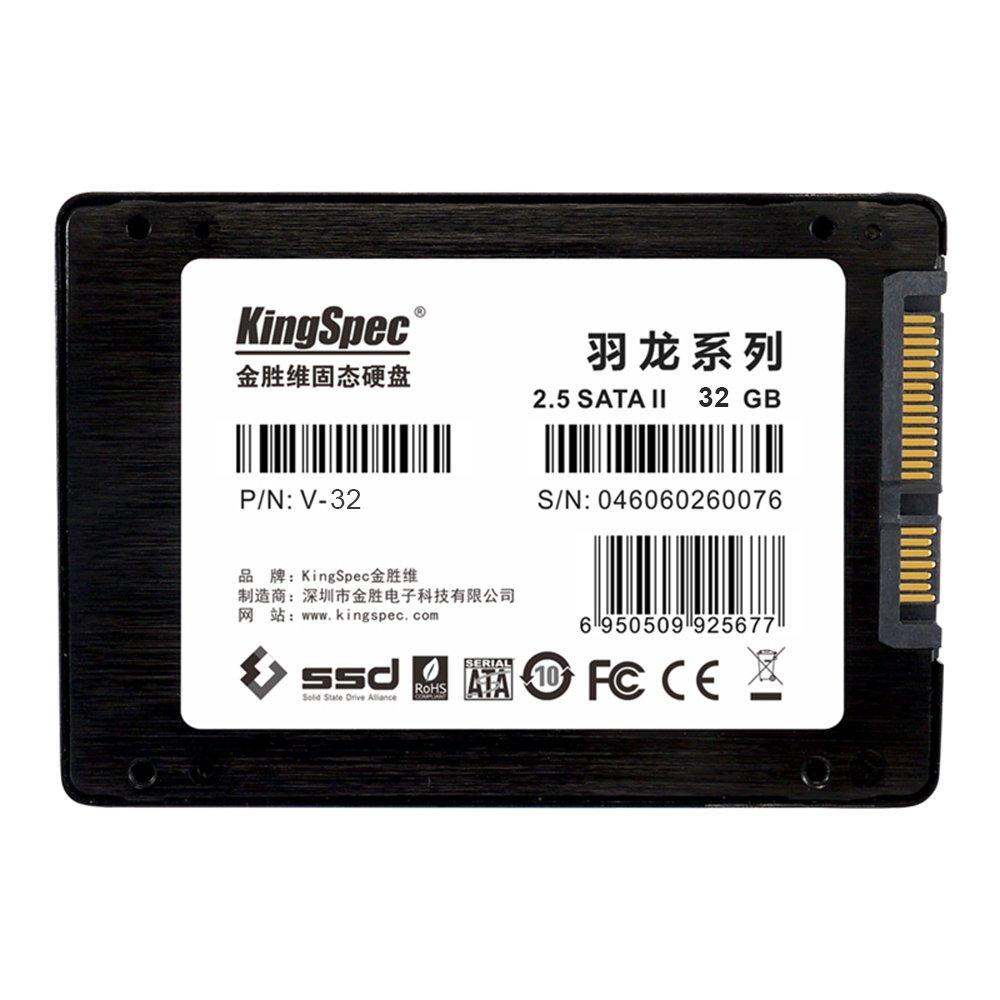 KKmoon KingSpec 32 GB MLC Digital SSD Solid State Drive para ...