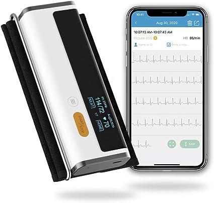 Monitor de ECG y máquina de presión arterial ViATOM