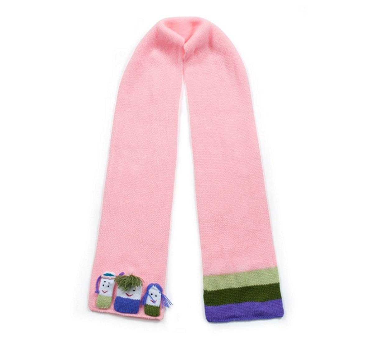 Kidorable Kids Knitted Scarves (Girls)