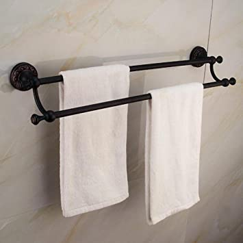 HANTAO Handtuch Badezimmer Zubehör Badezimmer Handtuchhalter Raum ...