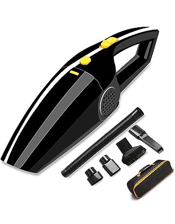 Sonoka Aspiradora de Coche 12V, Aspirador de Mano Potente 120W, Portátil Aspiradores para Vehículos
