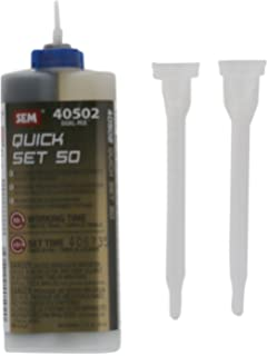 SEM 40502 Dual-Mix Quick Set 50 Second - 1.7 oz.