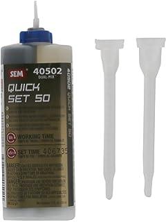 SEM 40502 Dual-Mix Quick Set 50 Second - 1.7 oz.