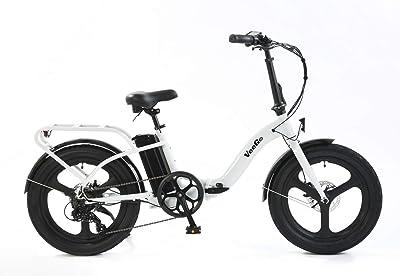 Ride Scoozy VeeGo Semi-Fat Folding City Bike