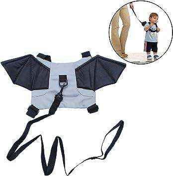 Mochila de riñoneras para niños, bolso de correa anti-perdido para ...