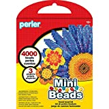 Perler Beads 80-53002 Mini Beads Flower Activity Kit