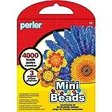 Perler Beads 80-53002 Mini Beads Flower Activity Kit