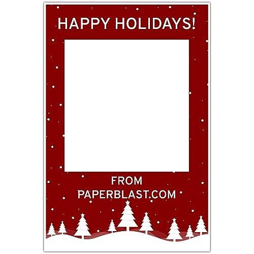 Amazon Com Happy Holidays Christmas Ornaments Candy Cane Selfie