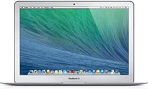 Apple MD711LL/A 12in MacBook Air Intel i5-4250U 128GB SSD, 4GB Laptop - (Renewed)