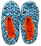 New Horizons Production Rick and Morty TV Series Mr Meeseeks Plush Cozy Unisex Adult Slippers (Large/X-Large)