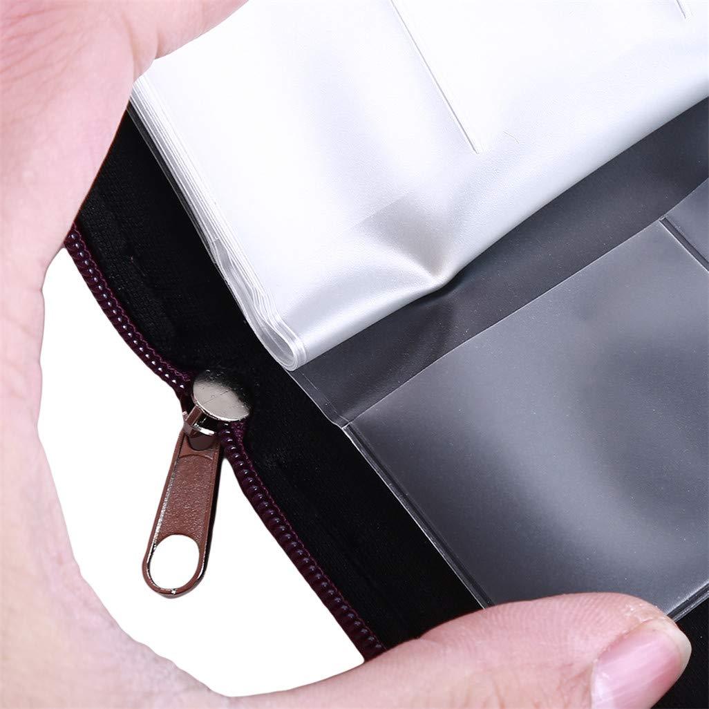 WEILYDF Paquet de Carte m/émoire 22 Fente pour Carte Coffre /étanche /Étui de Protection pour t/él/éphone Portable Cam/éra Carte m/émoire Protection