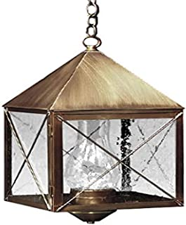 product image for Brass Traditions 512 SXBZ Large Hanging Lantern 500 Series, Bronze Finish 500 Series Hanging Lantern