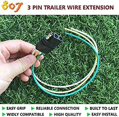 3 Flat Wiring Harness - Experience of Wiring Diagram Wesbar Flat Plug Wiring Diagram on