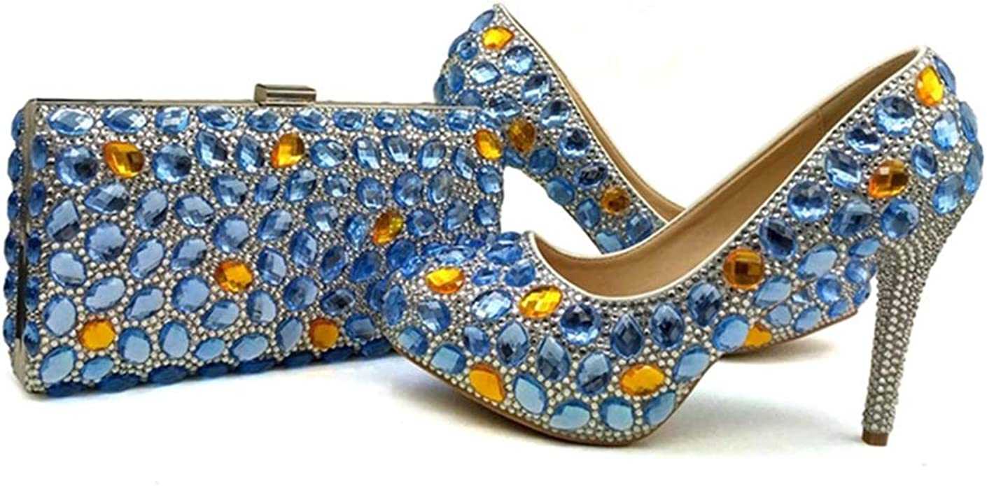 Wedding Shoes Rhinestone Bridal Shoes