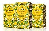Pukka Herbs Organic Turmeric Glow Herbal Tea, 20 individually wrapped...
