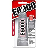 E6000 237032 Craft Adhesive, 2 fl oz Clear