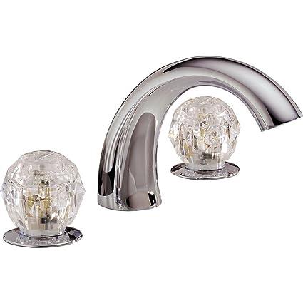 Delta Faucet 2705 Classic Garden Tub Trim Chrome Tub Filler