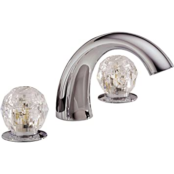 Delta Faucet 2705 Classic Garden Tub Trim Chrome Tub Filler