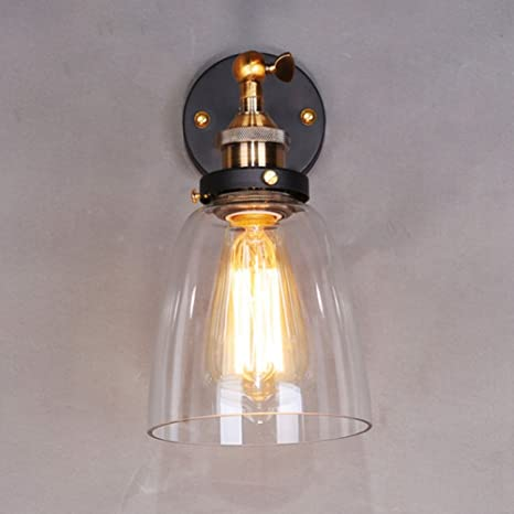 bulb industrial products light edison il sconce with wall