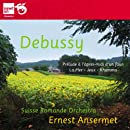 Debussy: Prelude A L'apres-Midi D'un Faune; La Mer; Khamma; Jeux