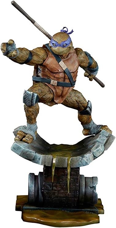 Amazon.com: Sideshow Teenage Mutant Ninja Turtles Statue ...