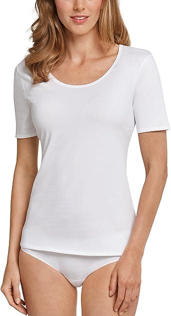 Schiesser Camiseta Interior para Mujer: Amazon.es: Ropa y accesorios