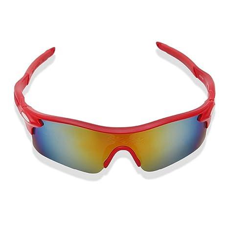 Gafas de Sol UV 400 deportivas Ciclismo Polimero de Carbono ...
