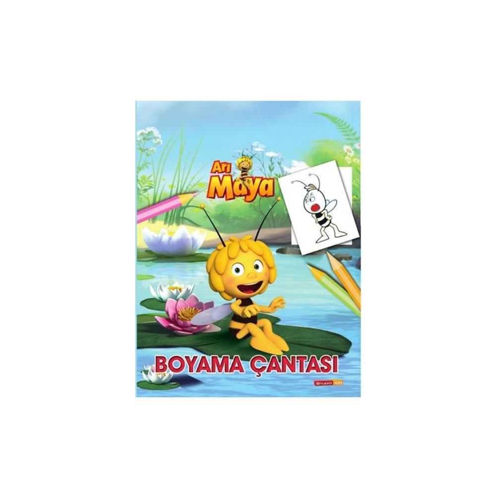 Arı Maya Boyama çantası Amazoncouk Kolektif 9786050924138 Books