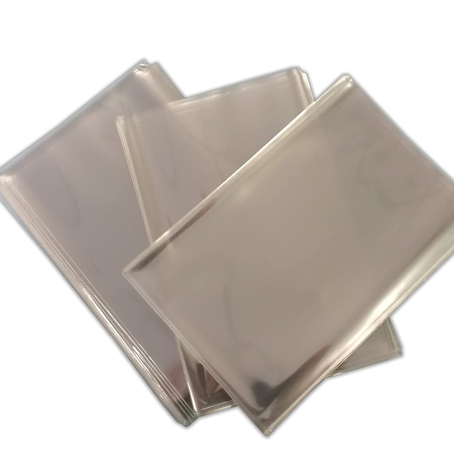 50 Clear Cellophane Sweet / Party / Gift Bags 3' x 5' POLYBAGSTORES LTD .