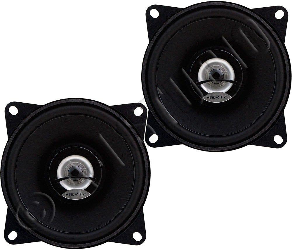 Hertz DCX100.3 2-Wege-Lautsprechersystem (10 cm, 4 Zoll) 071006