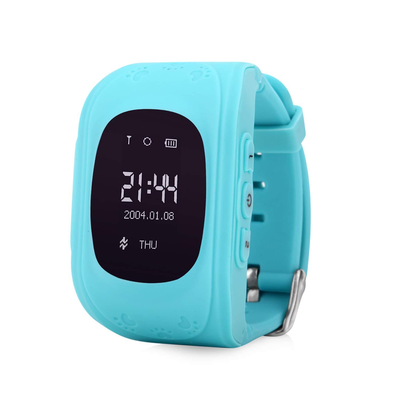 Kid Smartwatch con GPS y Llamadas Wonlex Q50 Original para niños ...