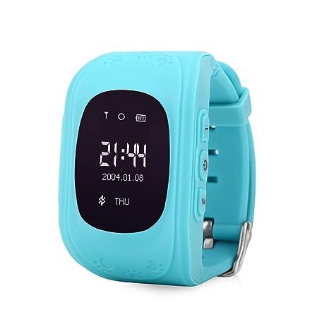 Kid Smartwatch con GPS y Llamadas Wonlex Q50 Original para niños. Reloj Inteligente con GPS
