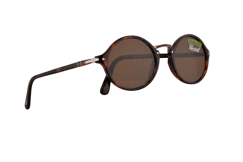 Amazon.com: Persol PO3208S Typewriter Evolution Sunglasses ...