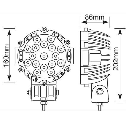 Epistar Led Light Bar Wiring Diagram
