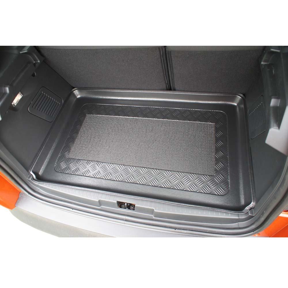4251 Specifica per la Tua Auto MTM Vasca Baule su Misura cod Utilizzo*: Piano Alto e Basso Protezione Bagagliaio con Antiscivolo